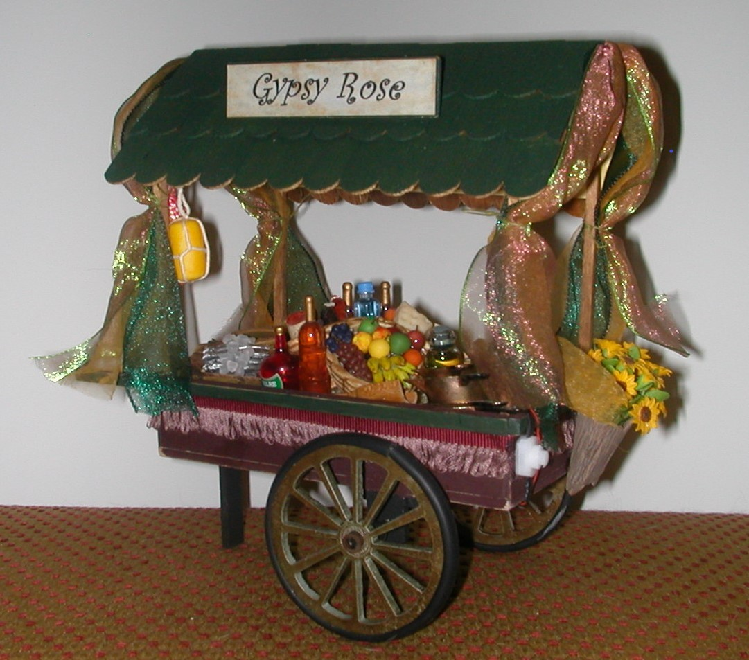 Gypsy Rose Cart